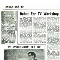 Debut for TV Workshop
